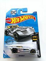 Hot Wheels 2020 BATMOBILE Chrome 9/250 BATMAN 3/5 Mattel Diecast GHB93