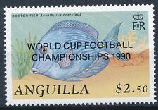 [313765] Anguilla good stamp very fine MNH Overprint