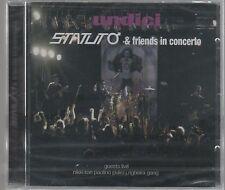 STATUTO & FRIENDS IN CONCERTO  UNDICI  CD SIGILLATO!!!