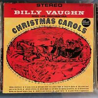 Billy Vaughn - Christmas Carols -  vintage 1958 Dot vinyl LP album - First Noel