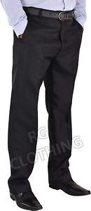 "Mens Big Size Casual/Formal Trousers/Pants Waist 30-62 Leg Length 27""29"" 31"""