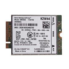 EM7305 3G 4G Module LTE/HSPA+ GPS 100Mbps DW5809e For DELL Venue 11 Pro WAN Card