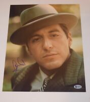 Al Pacino Signed Autographed 11x14 Photo The Godfather Full Sig Beckett BAS COA