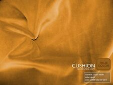 """Gold Cotton Velvet - By the Yard - 54"""" Wide - Limited Quantities Available - Req"""