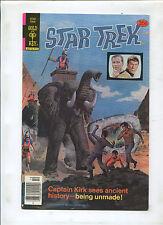 STAR TREK #56 (9.2) GOLD KEY HIGH GRADE!