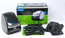 Dymo Label Writer 450 Turbo Label Thermal Printer Black 1752265 Lw450t Us Euc Ln