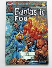 FANTASTIC FOUR- N°1- LE RETOUR DES HEROS -MARVEL FRANCE