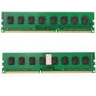 8GB 2x4GB DDR3 PC3-12800 1600MHz Desktop PC DIMM Memory RAM 240pins For AMD CPU