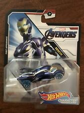 Hot Wheels Avengers Rescue