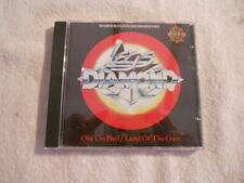 """Legs Diamond """"Out on Bail/Land of the Gun""""  1990 cd MFN Records NEW"""