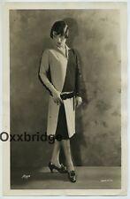 Sassy Flapper Girl Pauline Stark Art Deco 1926 Sexy Fashion Doll Photo J4977