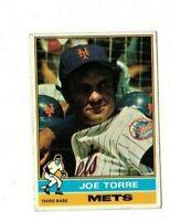 1976 Topps Baseball - Joe Torre #585 - Set Break!