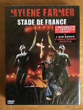 Mylene Farmer Stade de France PAL DVD - 2 Disc Limited Edition NEW