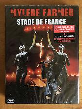 Mylene Farmer Stade de France PAL DVD - 2 Disc Limited Edition NEW