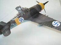 1:33 Scale Germany Fokker D.XXI Fighter Aircraft Handcraft Paper Model Kit