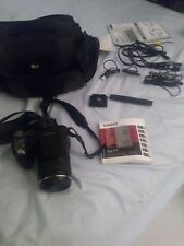 Casio EXILIM EX-F1 6.0MP Camera+charger+rechargable battery+cables+bag+manual