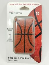 Trexta Genuine Leather Basketball Grip. Hard Case Cover iPod Touch 4th Gen . New