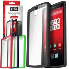 ORZLY Fusion Bumper Gel Case Cover For OnePlus 1 / OnePlus 2  / OnePlus 3 / 3T