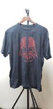 Mark Ecko Star Wars Darth Vader Shirt L bedazzled cut and sew