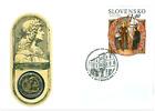 2 Euro monete commemorative 2017 - UNC, Coincard, FS, FDC