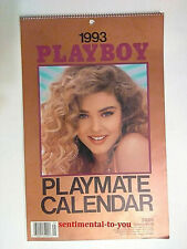 1993/2021 Playboy PLAYMATE Wall CALENDAR Playmate of the Year: CORINNA HARNEY