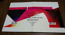 Dirigo Rataplan - Dave Ballou, Ellery Eskelin, Devin Gray, Michael Formanek - CD