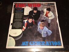 The Who - My Generation [5CD Deluxe Edition Box] +Bonus Memorabilia SEALED