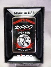 "ZIPPO ""VINTAGE WINDPROOF LIGHTER since 1932"" - NUOVO & OVP - #665"