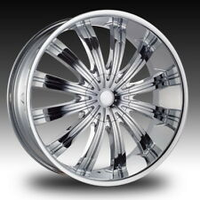 26 Inch Phino PH38 wheels Rims fit 5X115 Charger Magnum 300 Challenger Deal