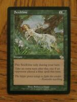 1x Seedtime, MP, Judgment, Green EDH Commander Extra Turn Anti Blue Instant