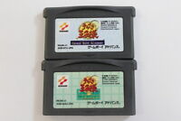Lot of 2 The Prince of Tennis Game Boy Advance GBA GAMEBOY Japan Import MA346