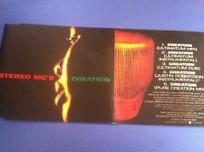 STEREO MC'S - CREATION - 5 track CD SINGLE