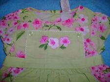 NWT Gymboree pinafore apron Spring celebration summer sun set dress 3t 3 wedding