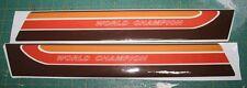 Adesivi serbatoio KTM GS 80 1979 cristal  - adesivi/adhesives/stickers/decal