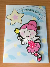 BIRTHDAY CARD - GIRLS