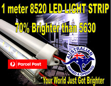 LED 12v rigid strip Light 1m 8520 camping caravan solar marine jayco coromal