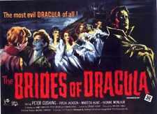 Brides de Dracula Poster 06 A2 Box Toile imprimer