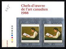 CANADA - 1988 - Capolavori dell'arte canadese (I)