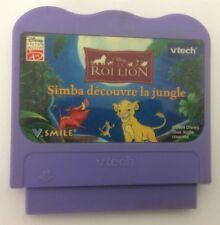 Disney Le Roi Lion Simba Découvre la Jungle Vtech V Smiles
