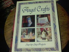 3 Christmas Craft books Angel Crafts, Stocking Stuffer Crafts, Ornaments