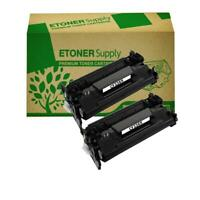 2 Black CF226X 26X High Yield Toner Cartridge fit HP LaserJet Pro M402, MFP M426