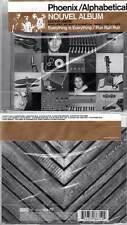 "PHOENIX ""Alphabetical"" (CD) Edition Limitée 2004 NEUF"