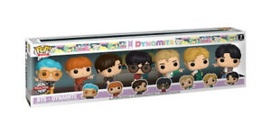 Funko POP! Rocks - (7-Pack) BTS Dynamite Special Edition Exclusive