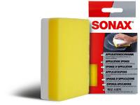SONAX 04173000 ApplikationsSchwamm Politur Wachs 1 Stück Polierschwamm Schwamm!