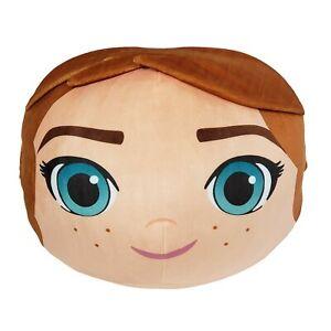 """Disney Frozen 2 Anna Cloud Pillow 11"""" 3D Ultra Stretch Soft"""