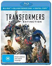 Mark Wahlberg DVD & Blu-ray Movies Transformers