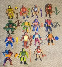 15 X Vintage 1980s Motu Complete Lot He-man Masters Of The Universe