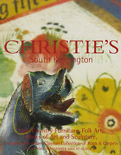 Folk Art Avec Chêne & Country Furniture & Adam Clayton Rugs enchères catalogue