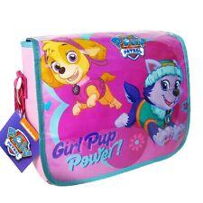 Children's Disney / TV Character Shoulder Messenger Bag - Paw Patrol Pink