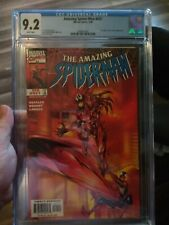 Amazing Spider-man #431 Key CGC 9.2 1st Cosmic Carnage Silver Surfer Marvel